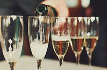 Cocktails und alkoholfreie Drinks – Hochzeitsfeier interessante Ideen