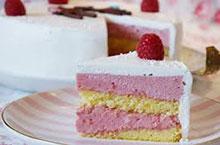 Himbeer-Mousse-Torte und große Croquembouche Rezepte – Hochzeitstorte Ideen