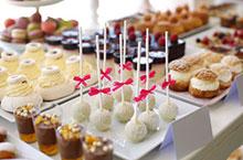 Snacks zum Nachmittagsempfang an Ihrer Hochzeit Teil II