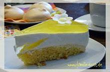 Zitronen-Päckchen Torte vorbereiten – Hochzeitstorte neue Rezepten